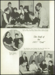 Page 12, 1957 Edition, Tecumseh High School - Trail Yearbook (New Carlisle, OH) online yearbook collection