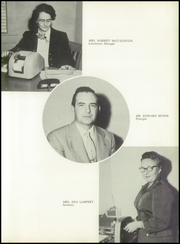 Page 17, 1957 Edition, Tecumseh High School - Trail Yearbook (New Carlisle, OH) online yearbook collection
