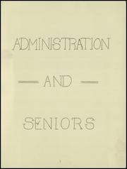 Page 5, 1941 Edition, West Carrollton High School - Piratan Yearbook (West Carrollton, OH) online yearbook collection
