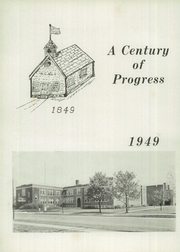 Page 10, 1949 Edition, West Carrollton High School - Piratan Yearbook (West Carrollton, OH) online yearbook collection
