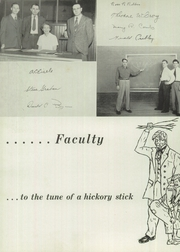 Page 12, 1949 Edition, West Carrollton High School - Piratan Yearbook (West Carrollton, OH) online yearbook collection