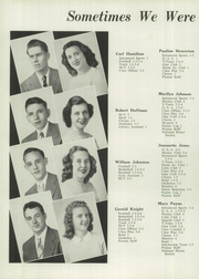 Page 16, 1949 Edition, West Carrollton High School - Piratan Yearbook (West Carrollton, OH) online yearbook collection
