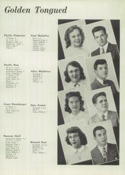 Page 17, 1949 Edition, West Carrollton High School - Piratan Yearbook (West Carrollton, OH) online yearbook collection