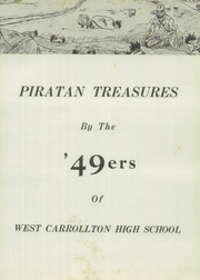 Page 5, 1949 Edition, West Carrollton High School - Piratan Yearbook (West Carrollton, OH) online yearbook collection