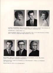 Page 10, 1965 Edition, North Ridgeville High School - Shadow Yearbook (North Ridgeville, OH) online yearbook collection