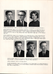 Page 11, 1965 Edition, North Ridgeville High School - Shadow Yearbook (North Ridgeville, OH) online yearbook collection