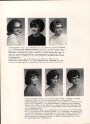 Page 12, 1965 Edition, North Ridgeville High School - Shadow Yearbook (North Ridgeville, OH) online yearbook collection