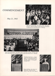Page 8, 1965 Edition, North Ridgeville High School - Shadow Yearbook (North Ridgeville, OH) online yearbook collection