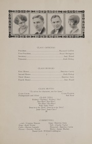 Page 9, 1926 Edition, North High School - Northern Lights Yearbook (Akron, OH) online yearbook collection