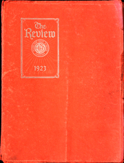 Page 1, 1923 Edition, Hamilton High School - Review Yearbook (Hamilton, OH) online yearbook collection