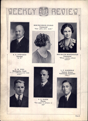 Page 10, 1923 Edition, Hamilton High School - Review Yearbook (Hamilton, OH) online yearbook collection