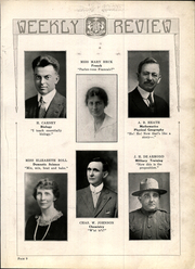 Page 11, 1923 Edition, Hamilton High School - Review Yearbook (Hamilton, OH) online yearbook collection