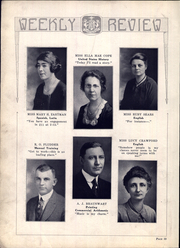 Page 12, 1923 Edition, Hamilton High School - Review Yearbook (Hamilton, OH) online yearbook collection