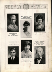 Page 15, 1923 Edition, Hamilton High School - Review Yearbook (Hamilton, OH) online yearbook collection