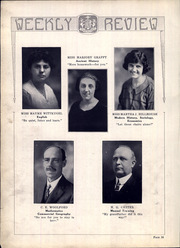 Page 16, 1923 Edition, Hamilton High School - Review Yearbook (Hamilton, OH) online yearbook collection