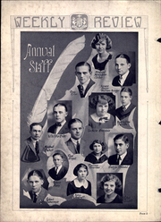 Page 4, 1923 Edition, Hamilton High School - Review Yearbook (Hamilton, OH) online yearbook collection