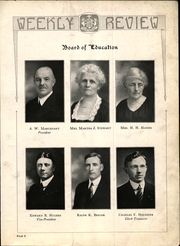 Page 7, 1923 Edition, Hamilton High School - Review Yearbook (Hamilton, OH) online yearbook collection
