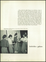 Page 10, 1953 Edition, Hamilton High School - Review Yearbook (Hamilton, OH) online yearbook collection