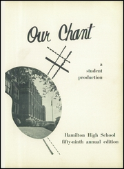 Page 5, 1953 Edition, Hamilton High School - Review Yearbook (Hamilton, OH) online yearbook collection