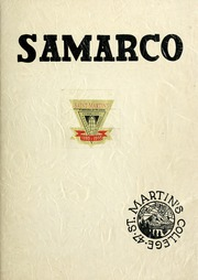 Page 1, 1947 Edition, Saint Martins University - Samarco Yearbook (Lacey, WA) online yearbook collection
