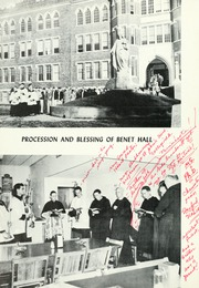 Page 12, 1947 Edition, Saint Martins University - Samarco Yearbook (Lacey, WA) online yearbook collection
