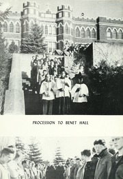 Page 16, 1947 Edition, Saint Martins University - Samarco Yearbook (Lacey, WA) online yearbook collection