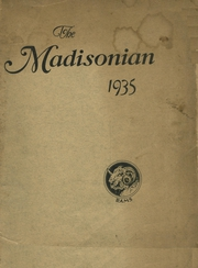 Page 1, 1935 Edition, Madison High School - Madisonian Yearbook (Mansfield, OH) online yearbook collection