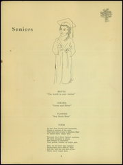 Page 10, 1935 Edition, Madison High School - Madisonian Yearbook (Mansfield, OH) online yearbook collection