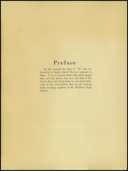 Page 4, 1935 Edition, Madison High School - Madisonian Yearbook (Mansfield, OH) online yearbook collection