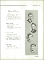 Page 17, 1938 Edition, Madison High School - Madisonian Yearbook (Mansfield, OH) online yearbook collection