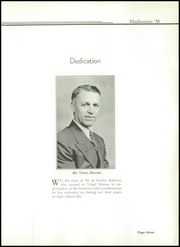 Page 9, 1938 Edition, Madison High School - Madisonian Yearbook (Mansfield, OH) online yearbook collection