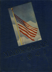 Page 1, 1941 Edition, Madison High School - Madisonian Yearbook (Mansfield, OH) online yearbook collection
