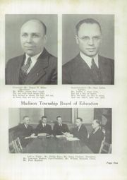 Page 13, 1941 Edition, Madison High School - Madisonian Yearbook (Mansfield, OH) online yearbook collection