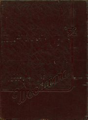 Woodward High School - Treasures Yearbook (Cincinnati, OH) online yearbook collection, 1952 Edition, Page 1