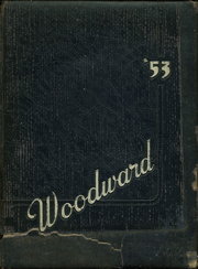 Woodward High School - Treasures Yearbook (Cincinnati, OH) online yearbook collection, 1953 Edition, Page 1