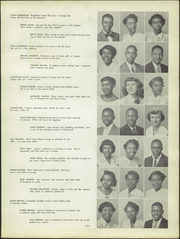 Page 21, 1954 Edition, Woodward High School - Treasures Yearbook (Cincinnati, OH) online yearbook collection