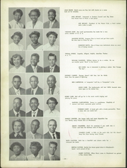Page 22, 1954 Edition, Woodward High School - Treasures Yearbook (Cincinnati, OH) online yearbook collection