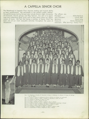 Page 75, 1954 Edition, Woodward High School - Treasures Yearbook (Cincinnati, OH) online yearbook collection