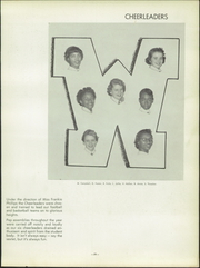 Page 81, 1954 Edition, Woodward High School - Treasures Yearbook (Cincinnati, OH) online yearbook collection