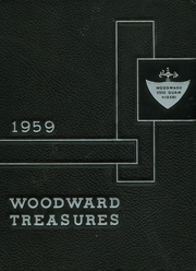 Page 1, 1959 Edition, Woodward High School - Treasures Yearbook (Cincinnati, OH) online yearbook collection