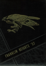 Page 1, 1957 Edition, Franklin Heights High School - Tercel Yearbook (Columbus, OH) online yearbook collection