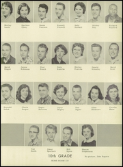 Page 15, 1957 Edition, Franklin Heights High School - Tercel Yearbook (Columbus, OH) online yearbook collection