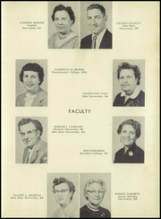 Page 7, 1957 Edition, Franklin Heights High School - Tercel Yearbook (Columbus, OH) online yearbook collection