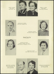 Page 9, 1957 Edition, Franklin Heights High School - Tercel Yearbook (Columbus, OH) online yearbook collection
