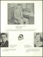 Page 11, 1958 Edition, Franklin Heights High School - Tercel Yearbook (Columbus, OH) online yearbook collection