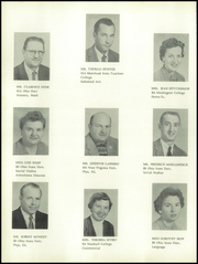 Page 14, 1958 Edition, Franklin Heights High School - Tercel Yearbook (Columbus, OH) online yearbook collection