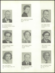 Page 15, 1958 Edition, Franklin Heights High School - Tercel Yearbook (Columbus, OH) online yearbook collection