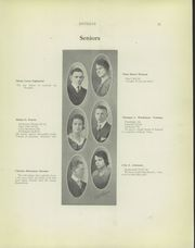 Page 17, 1918 Edition, Ashland High School - Guide Yearbook (Ashland, OH) online yearbook collection