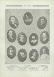 Page 14, 1922 Edition, Ashland High School - Guide Yearbook (Ashland, OH) online yearbook collection