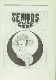 Page 15, 1922 Edition, Ashland High School - Guide Yearbook (Ashland, OH) online yearbook collection
